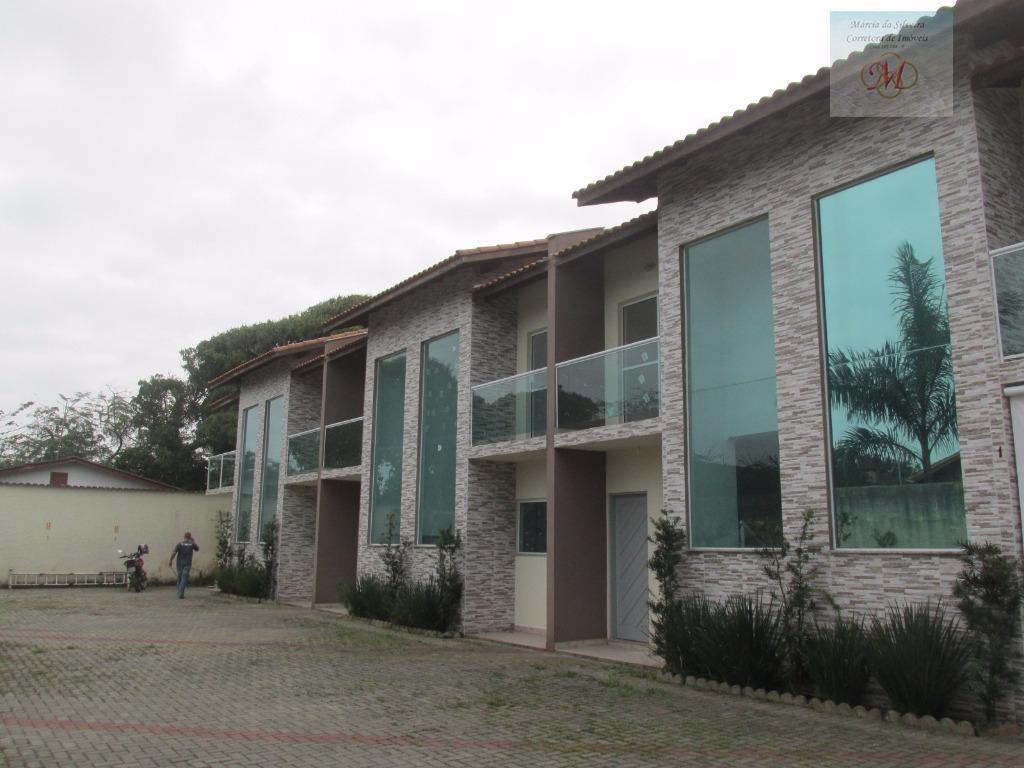 Sobrado  em Condomínio Fechado à venda, Suarão, Itanhaém.