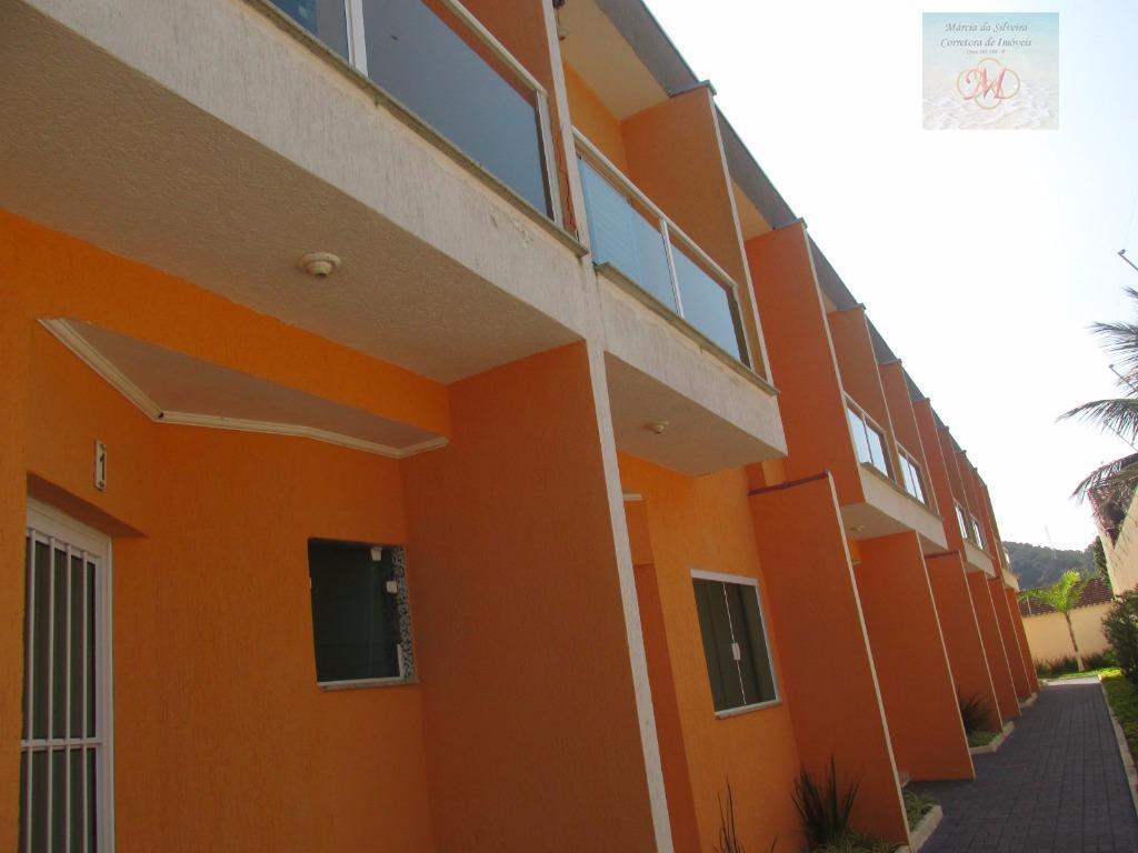 Maravilhoso Sobrado em condomínio à venda, imperdível - Praia Do Sonho, Itanhaém.