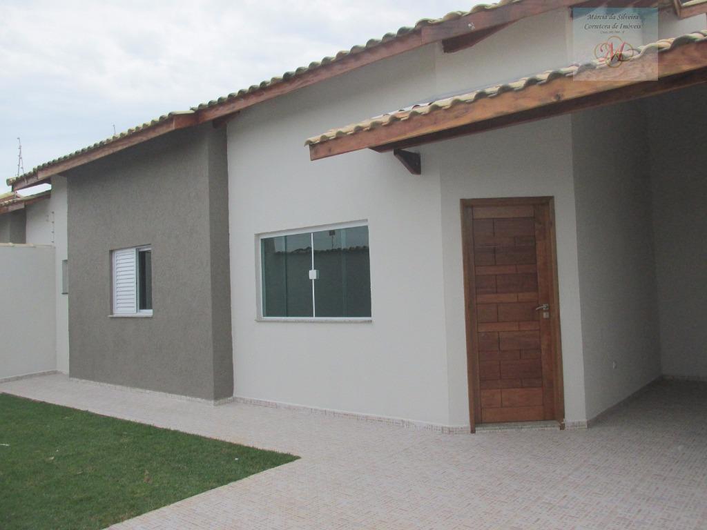 Casa residencial à venda 3 dormitórios sendo 1 suíte, Cibratel II, Itanhaém.