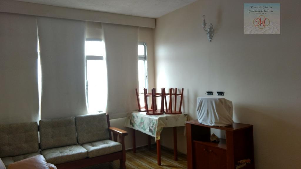 Apartamento de 3 dormitórios a venda no Centro de Itanhaém