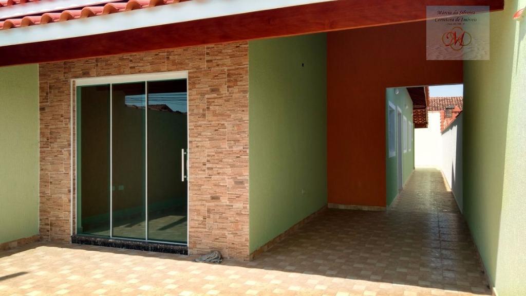 Casa NOVAl à venda, Grandesp, Itanhaém.