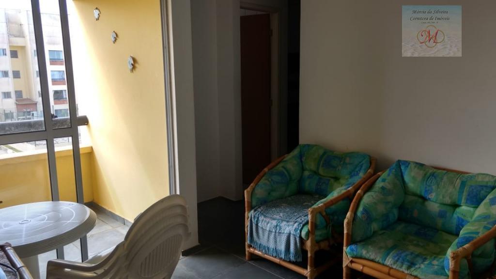Apartamento de 1 dormitório para venda ou aluguel em Itanhaém