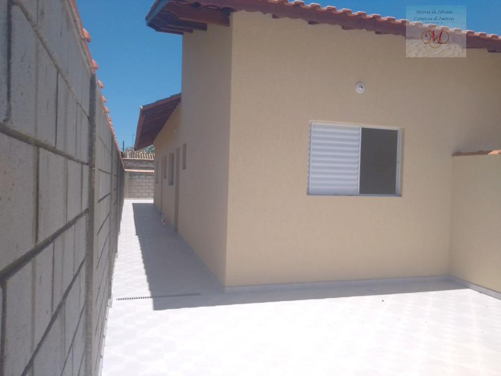 Casa nova geminada - à venda, Nossa Senhora de Sion, Itanhaém.