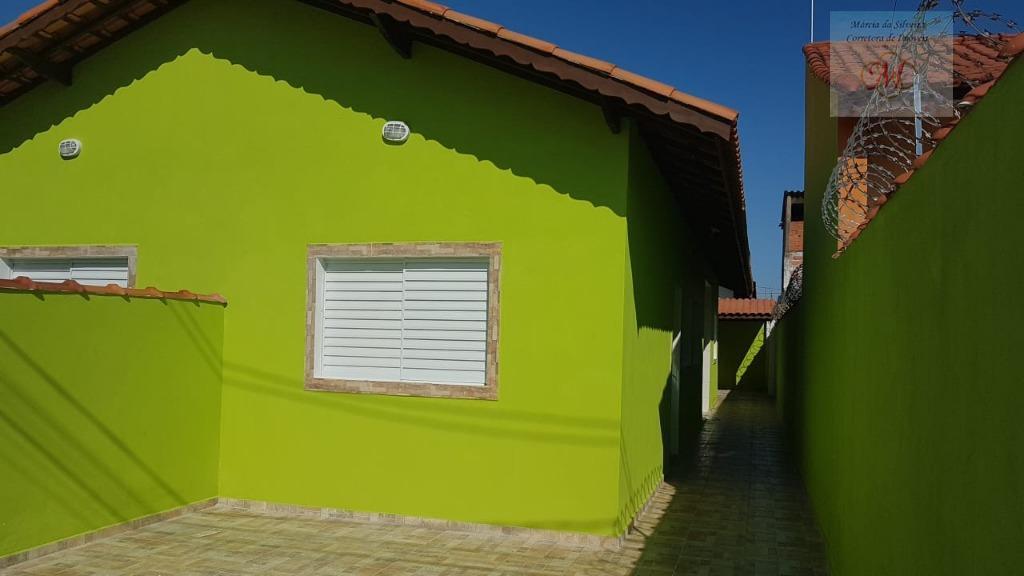 Casa geminada a venda no bairro Nossa Senhora Do Sion em Itanhaém
