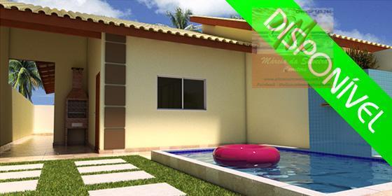 Casa com 2 dormitórios à venda, 80 m² por R$ 289.000 - Balneário Califórnia - Itanhaém/SP