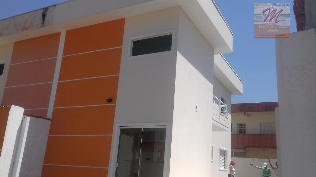 Sobrado à venda, Jardim Lindomar, Itanhaém.