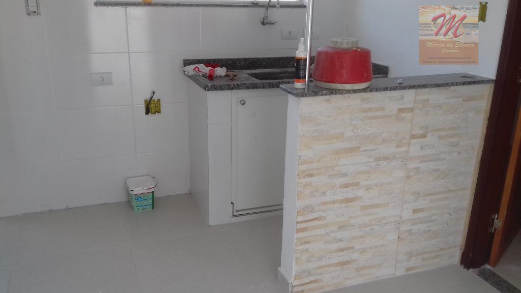 Casa ALUGUEL FIXO - NOVA - c/ 2 dormit. à partir de R$ 800/mês - Umuarama - Itanhaém/SP