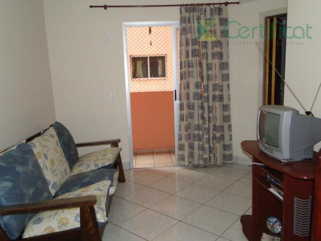 Apartamento residencial para locação, Centro, São Vicente - AP0006.