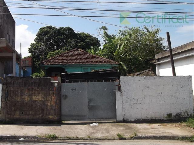 Terreno residencial à venda, Parque Bitaru, São Vicente - TE0028.