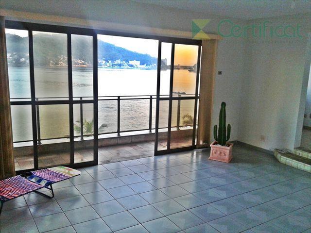 Apartamento residencial para venda e locação, Centro, São Vicente - AP0377.