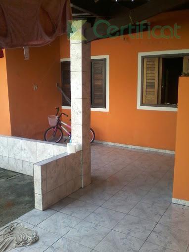 Casa  residencial à venda, Umuarama Parque Itanhaém, Itanhaém. próximo rodoviária, posto saúde, base samu,   rua calçada, água,