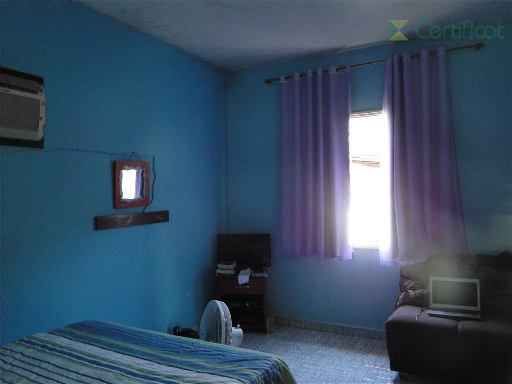 Casa  residencia 2 dormitóriosl à venda, Vila Voturuá, São Vicente.