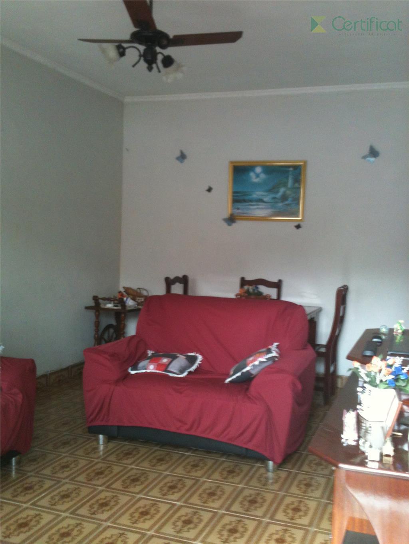 Casa 2 dormitórios  residencial à venda, Parque São Vicente, São Vicente.