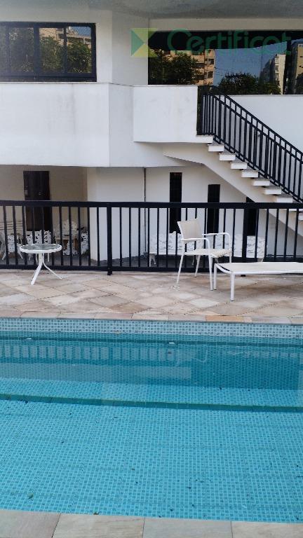 Apartamento residencial à venda, Embaré, Santos - AP0952.