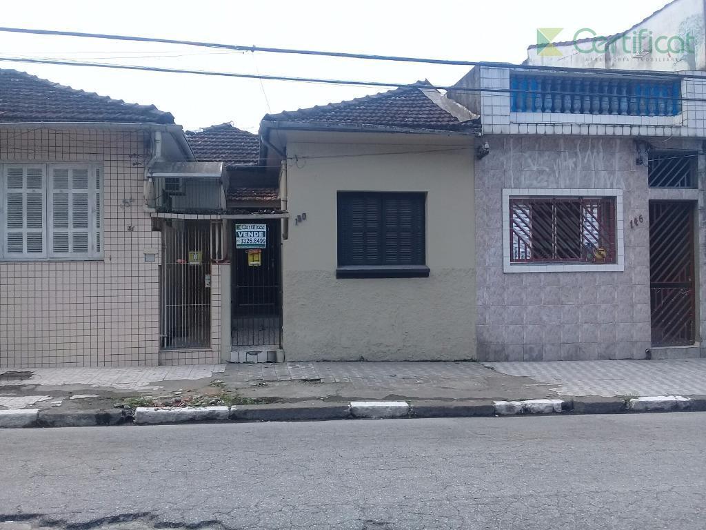 Casa residencial à venda, Centro, São Vicente.