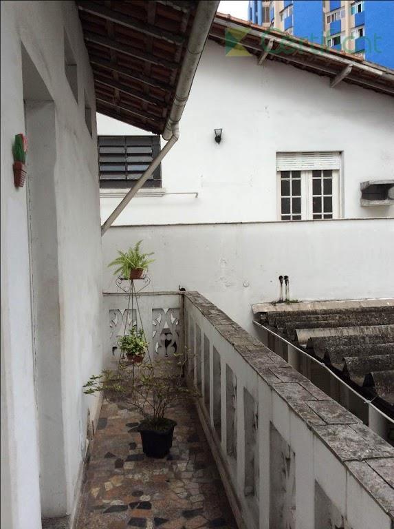 Casa residencial para venda e locação, Centro, São Vicente.