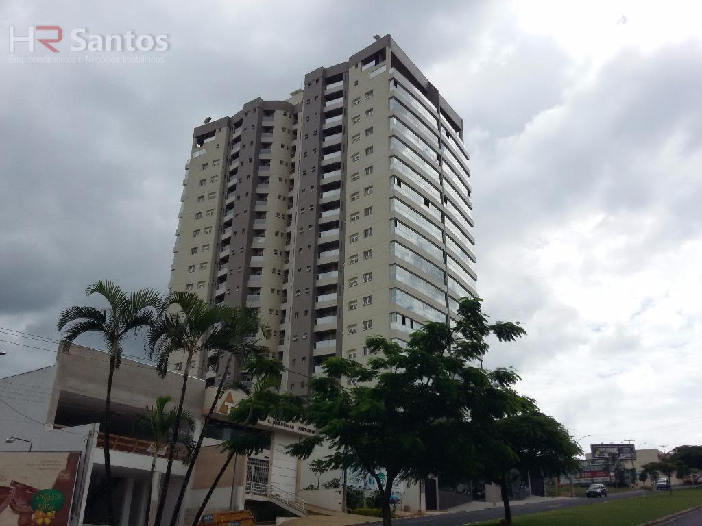 Apartamento residencial à venda, Residencial Amazonas, Franca.