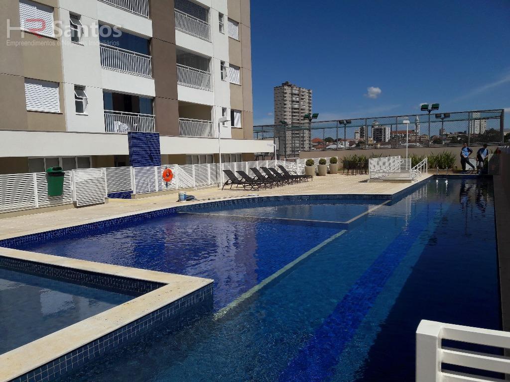 Apartamento residencial à venda, Estação, Franca.