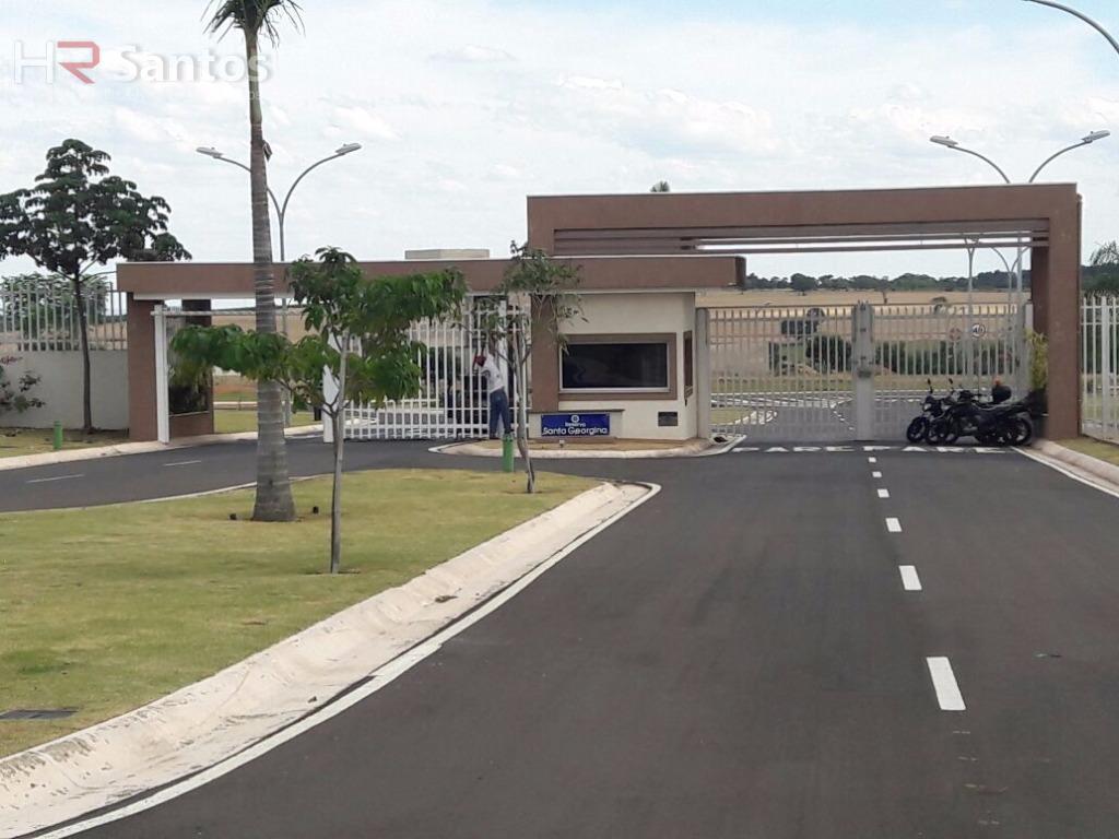 Terreno residencial à venda, São Miguel, Franca.