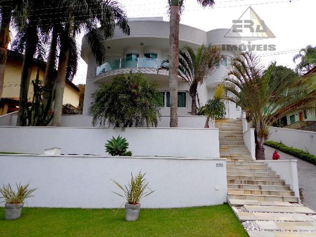 Casa residencial Alto Padrão à venda, Condomínio Hill's I e II, Arujá - CA0002.