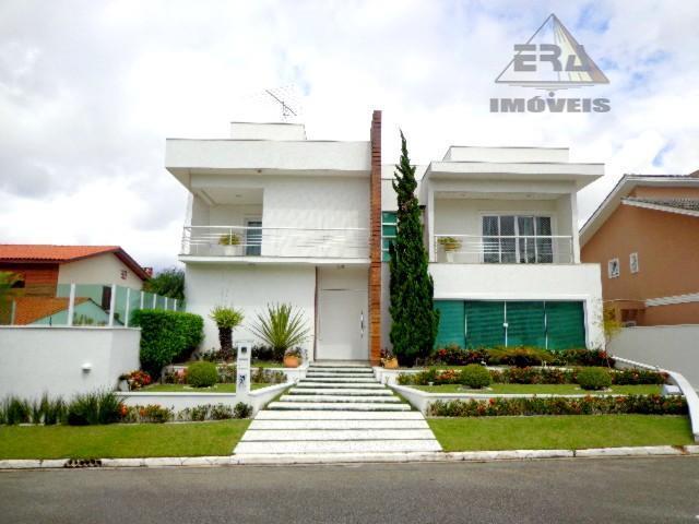 Casa residencial Alto Padrão à venda, Condomínio Arujá 5, Arujá - CA0010.
