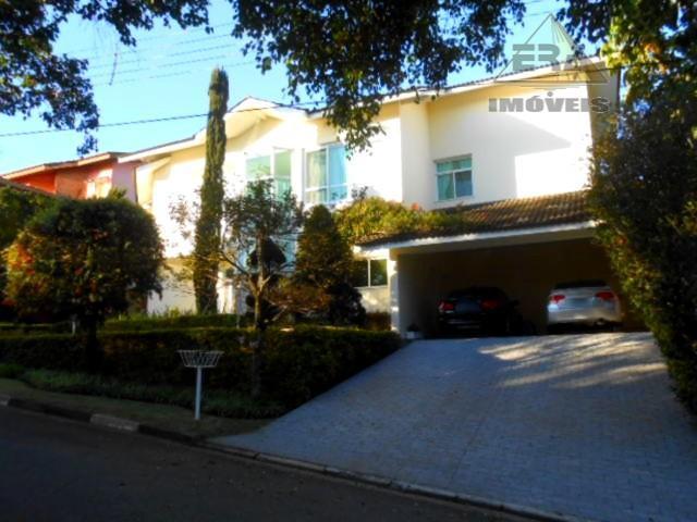 Casa residencial à venda, Condomínio Arujá 5, Arujá - CA0014.