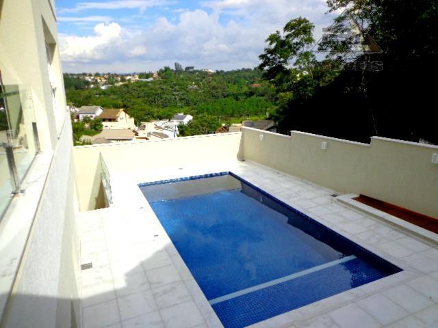 Casa residencial Alto Padrão à venda, Condomínio Arujá 5, Arujá - CA0028.
