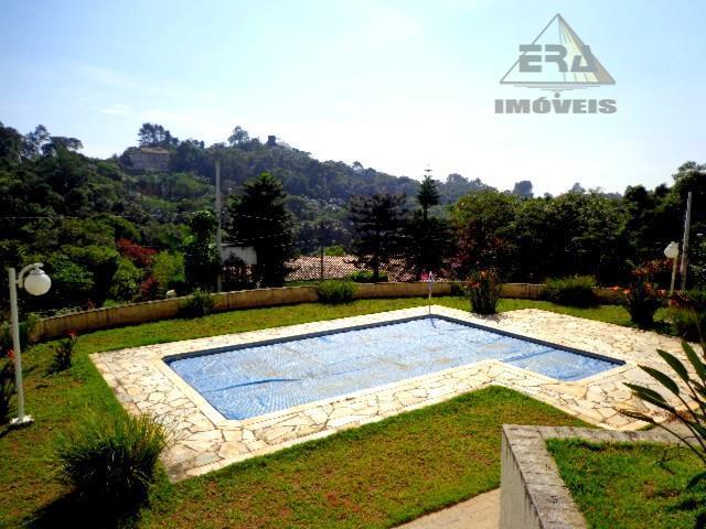 Casa residencial para venda e locação, Condomínio Arujazinho I, II e III, Arujá - CA0041.