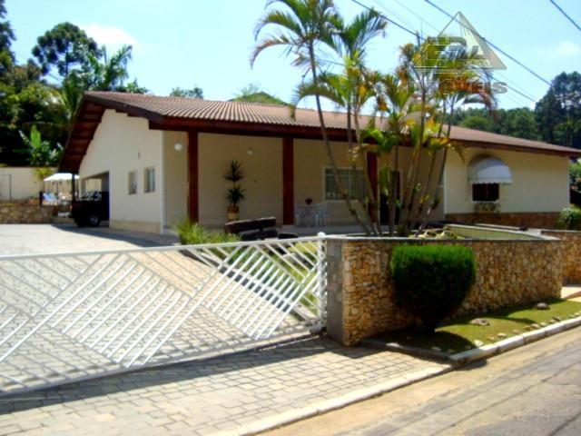 Casa residencial à venda, Condomínio Arujazinho I, II e III, Arujá - CA0044.
