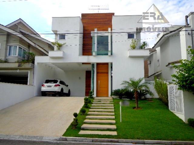 Casa residencial à venda, Condomínio Arujá 5, Arujá - CA0048.