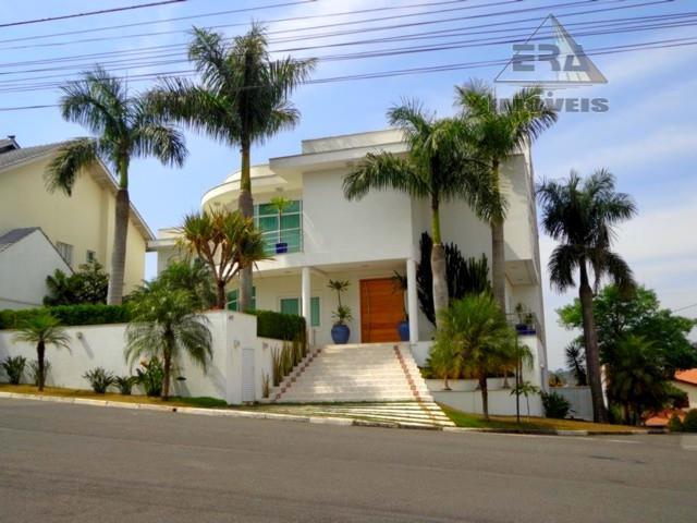 Casa residencial Alto Padrão para venda e locação, Condomínio Arujá 5, Arujá - CA0049.