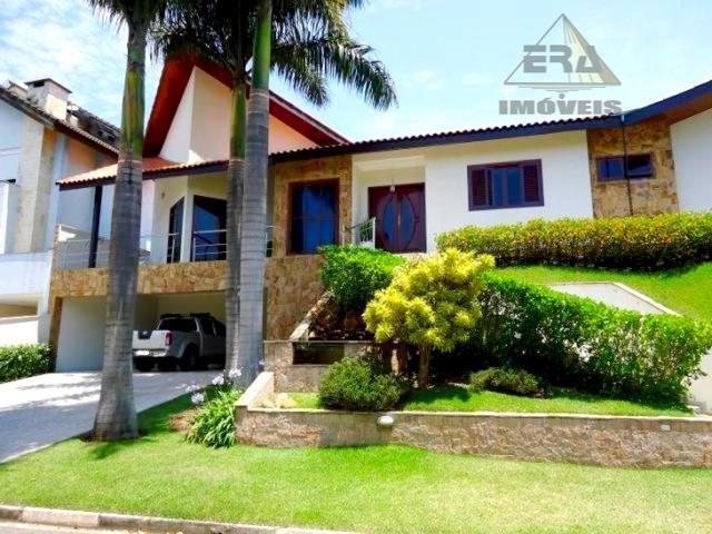 Casa residencial à venda, Condomínio Arujá 5, Arujá - CA0051.