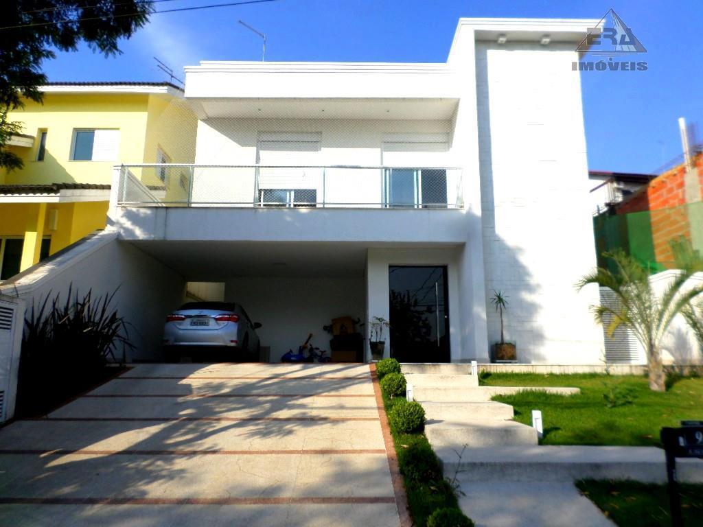 Casa residencial à venda, Condomínio Arujá 5, Arujá - CA0059.