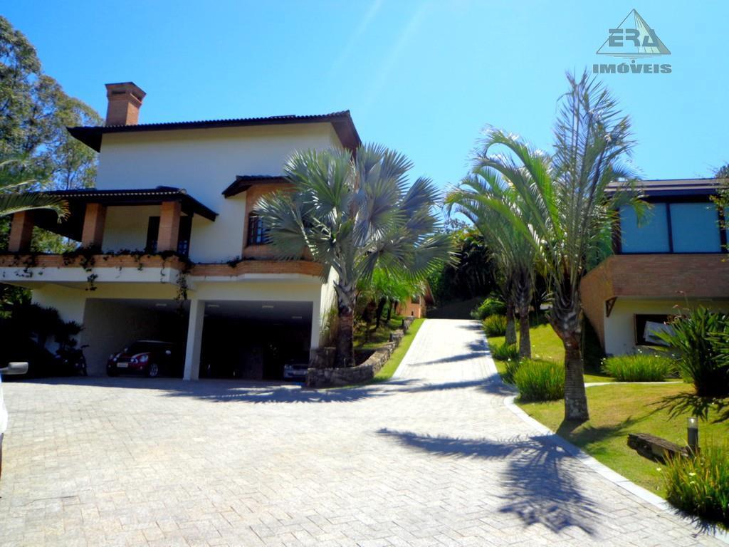 Casa residencial à venda, Condomínio Hill's I e II, Arujá - CA0061.