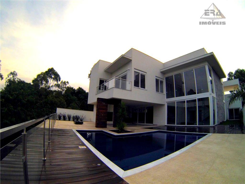 Casa residencial Alto Padrão à venda, Condomínio Hill's I e II, Arujá - CA0005.