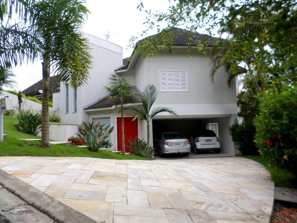 Casa residencial à venda, Condomínio Hill's I e II, Arujá - CA0065.