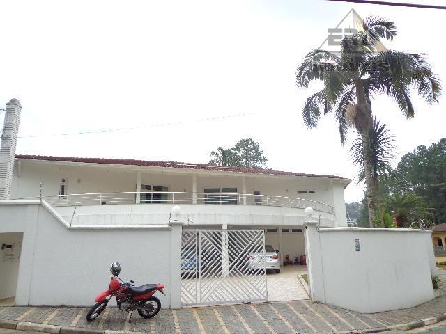 Casa residencial à venda, Condomínio Arujazinho I, II e III, Arujá - CA0067.