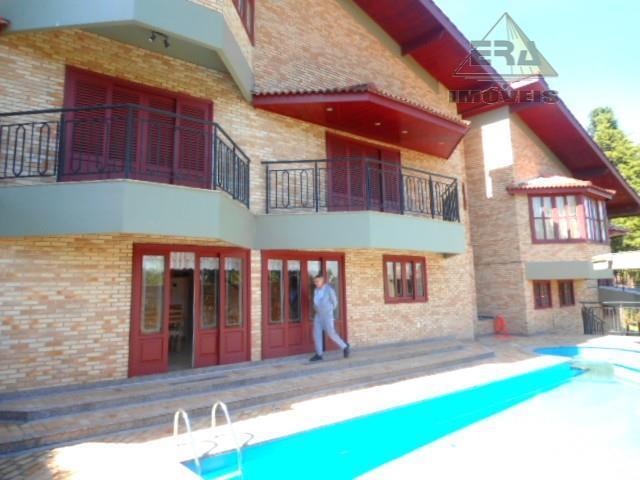 Casa residencial à venda, Condomínio Arujazinho I, II e III, Arujá - CA0069.