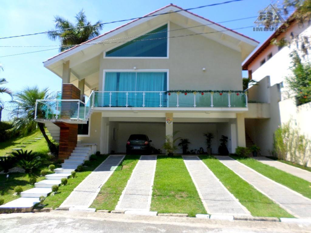Casa residencial à venda, Condomínio Arujazinho I, II e III, Arujá - CA0286.
