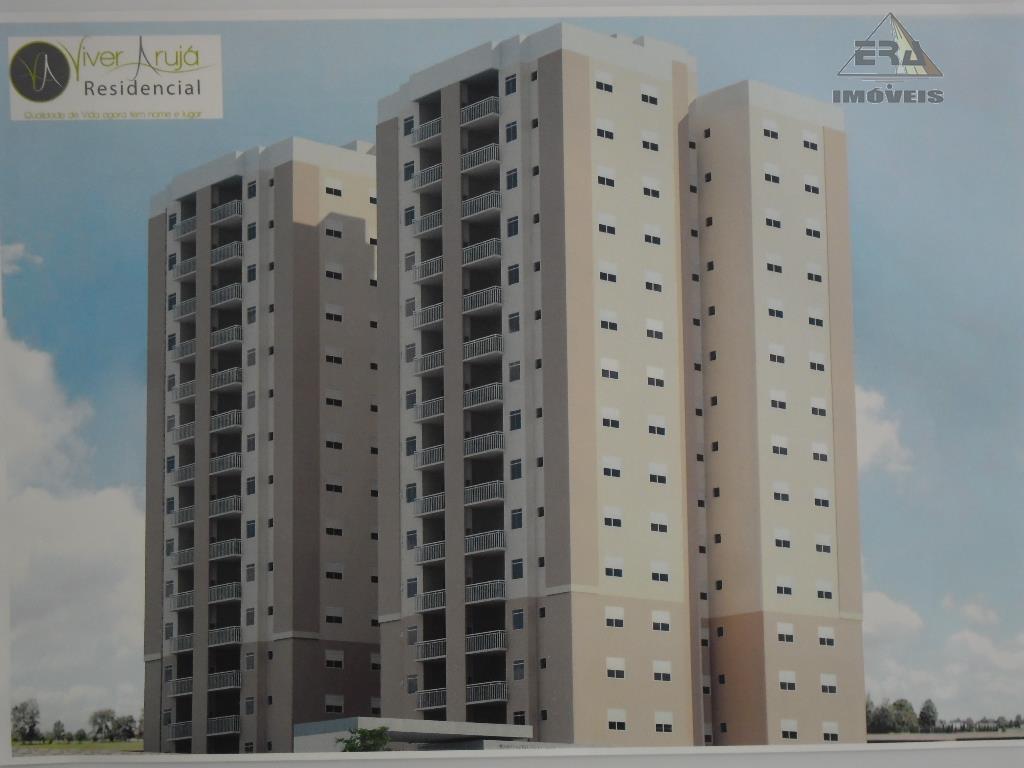 Apartamento  residencial à venda, Jordanópolis, Arujá.
