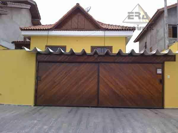 Casa residencial à venda, Vila Pilar, Arujá - CA0161.
