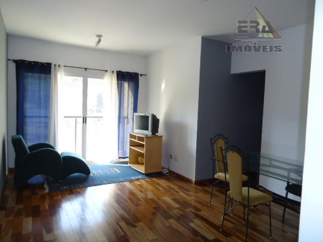 Apartamento residencial para locação, Jardim Renata, Arujá - AP0034.