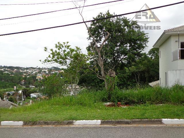 Terreno residencial à venda, Condomínio Arujá 5, Arujá - TE0053.