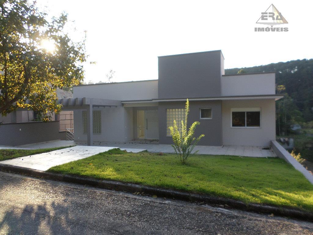 Casa residencial à venda, Condomínio Arujazinho I, II e III, Arujá - CA0240.