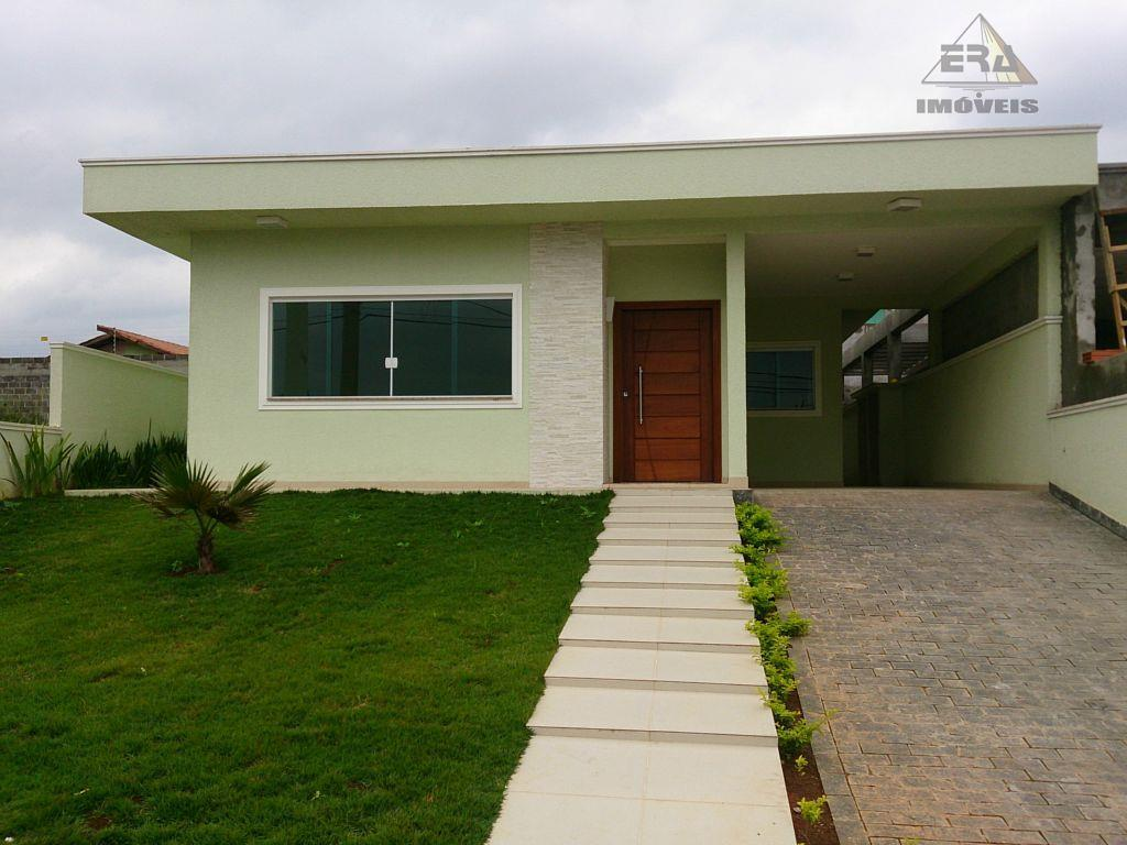 Casa residencial à venda, Condomínio Real Park, Arujá - CA0243.