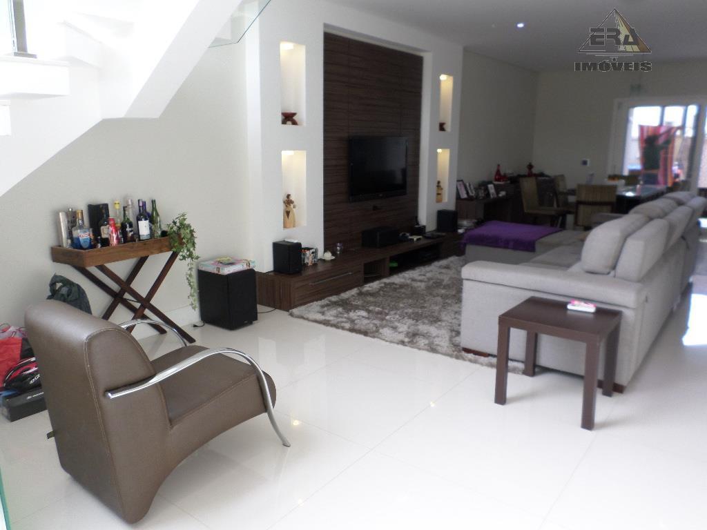 Casa residencial à venda, Condomínio Real Park, Arujá - CA0249.
