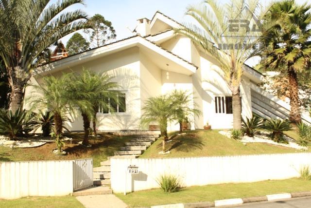 Casa residencial à venda, Condomínio Arujazinho IV, Arujá - CA0250.