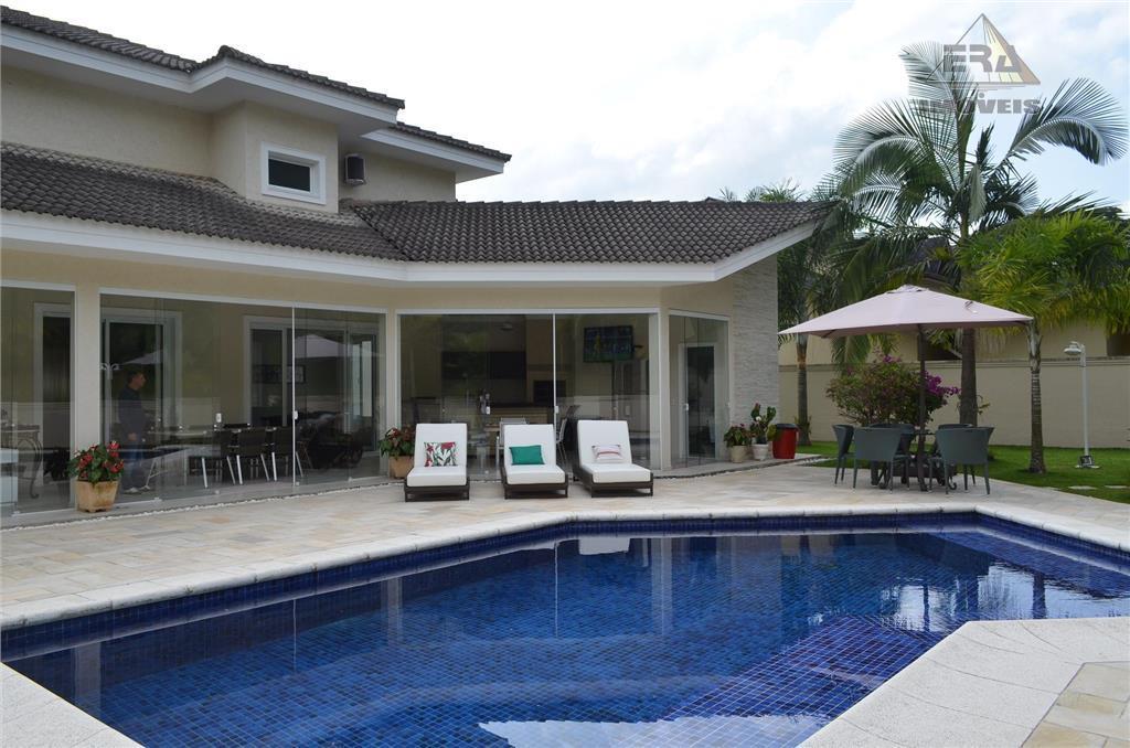 Casa Alto Padrão residencial à venda, Condomínio Arujazinho I, II e III, Arujá - CA0253.