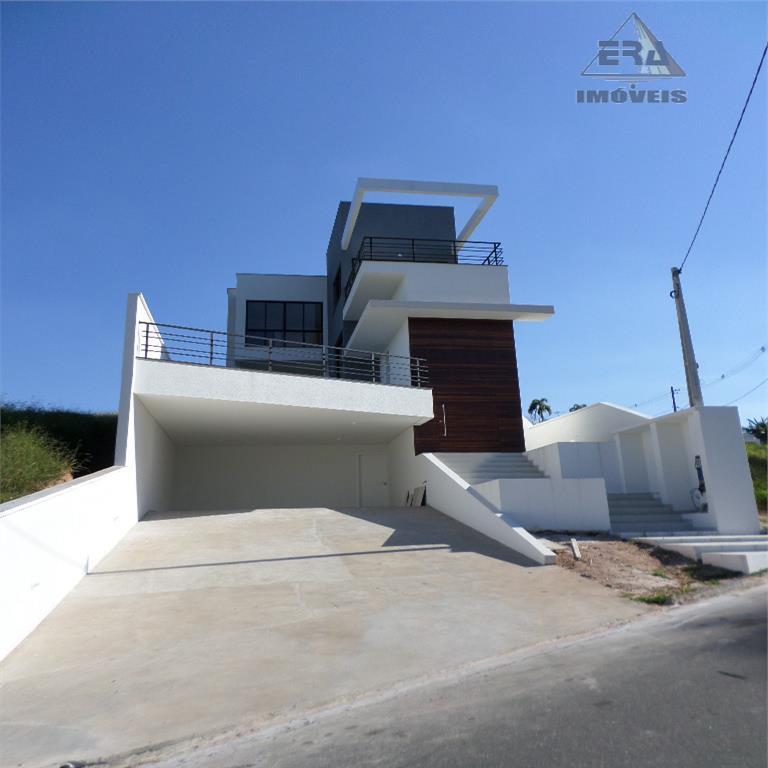 Casa residencial para venda e locação, Condomínio Real Park, Arujá - CA0187.
