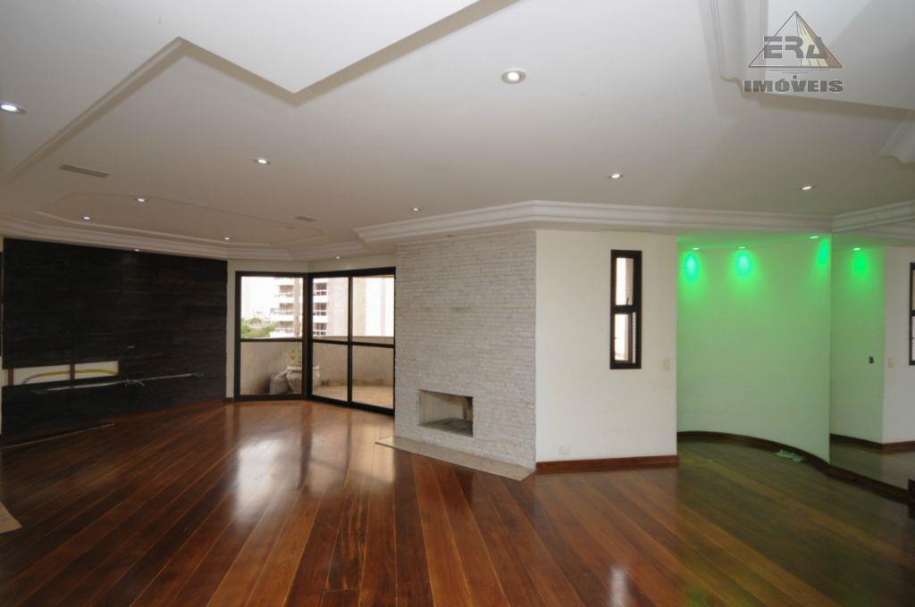 Apartamento residencial à venda, Tatuapé, São Paulo - AP0057.